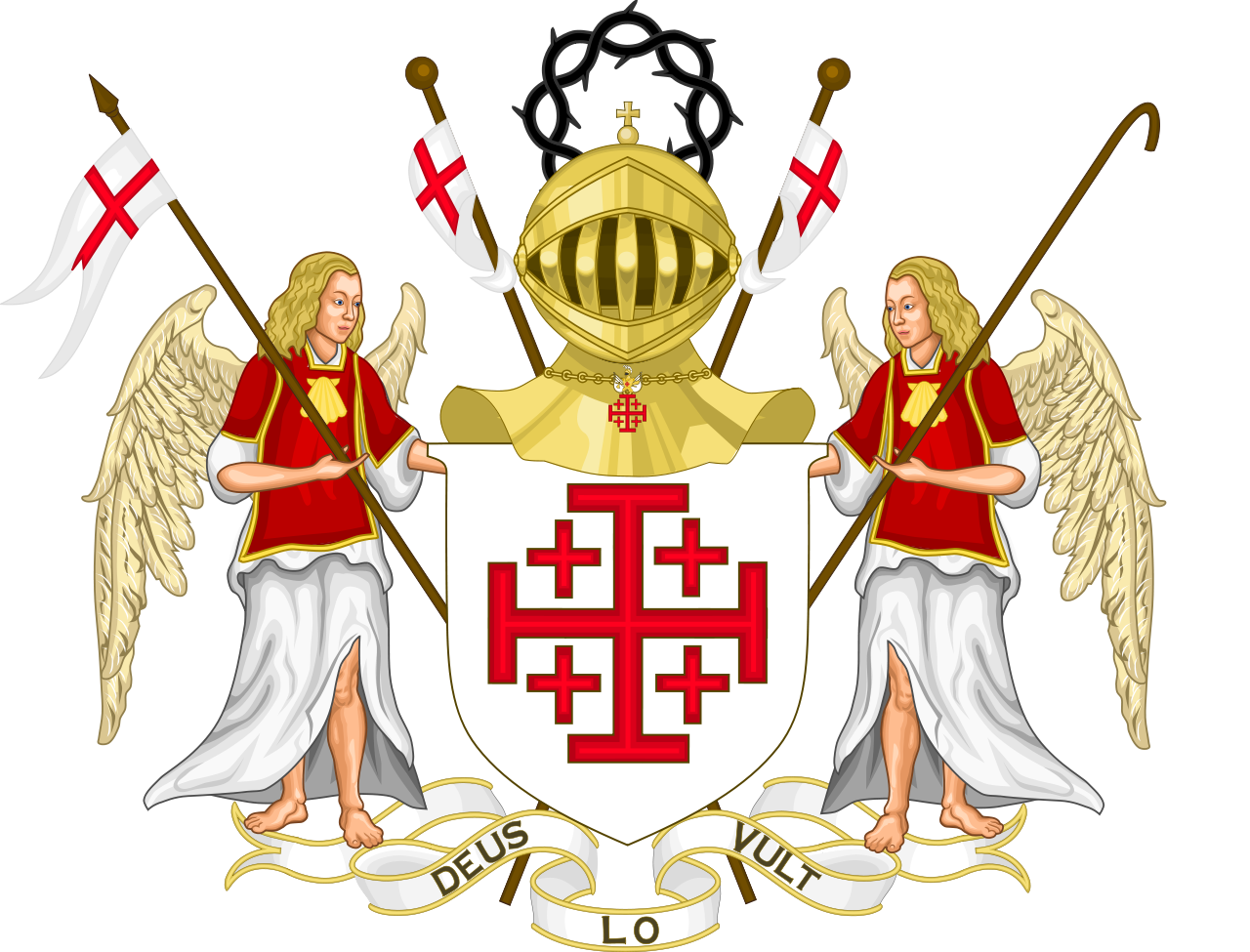 Arms of the Order